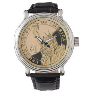 Liberty Coin Wristwatch