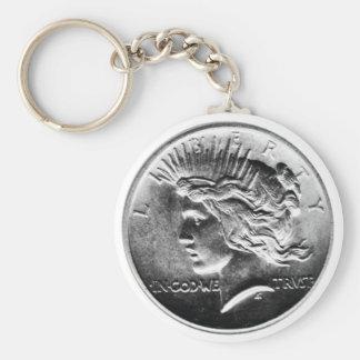 Liberty Dollar Keychains