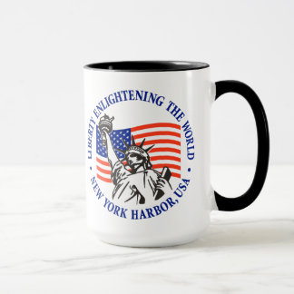 Liberty - Enlightening the World Mug