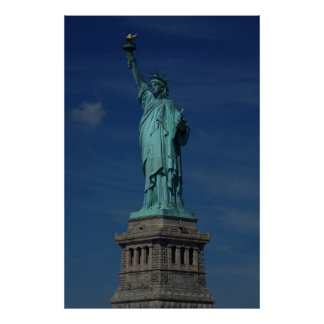 Liberty Enlightening the World - Statue of Liberty Poster