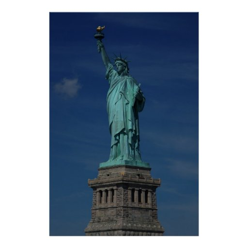 Liberty Enlightening the World - Statue of Liberty Posters
