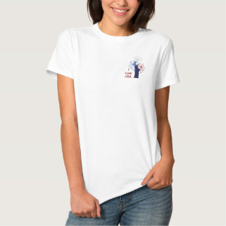 Liberty Fireworks - Customize Embroidered Ladies Polo