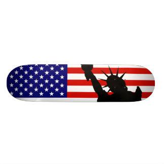 Liberty Flag Skate Decks