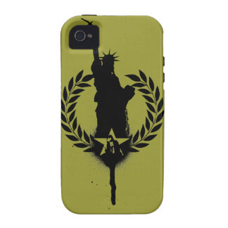 Liberty For Oil Case-Mate iPhone 4 Case