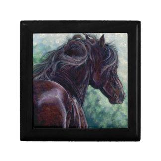 Liberty - Friesian Stallion Gift Box