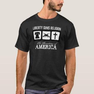 Liberty, Guns, Religion T-Shirt