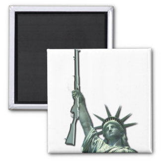 LIBERTY IN FIREARMS - 2ND AMENDMENT REFRIGERATOR MAGNETS