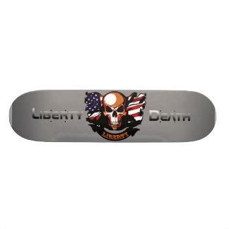 Liberty Is Not Free 19.7 Cm Skateboard Deck