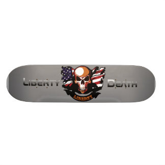 Liberty Is Not Free Skateboard