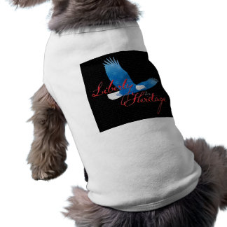 Liberty is our Heritage Dog Clothing