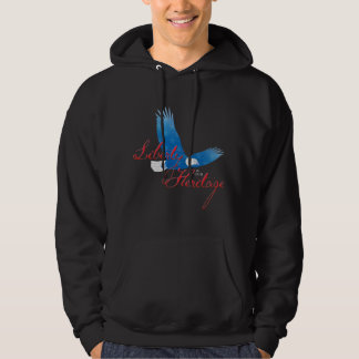 Liberty is our Heritage Hoodie
