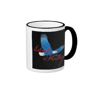 Liberty is our Heritage Mug