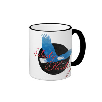 Liberty is our Heritage Mugs