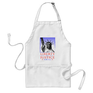 Liberty & Justice For All Adult Apron