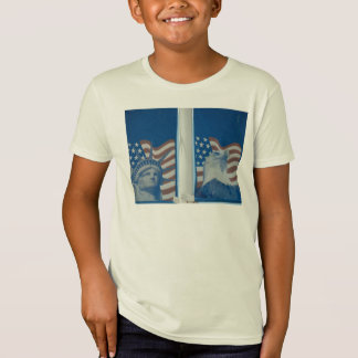 Liberty & Justice Kids Organic shirt