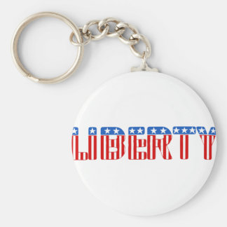 Liberty Key Ring
