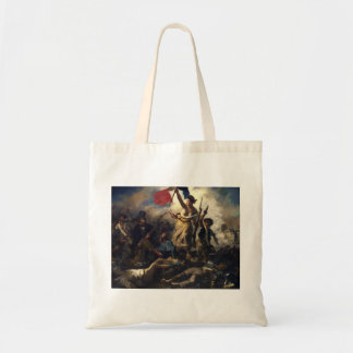 Liberty Leading the People Tote Bag