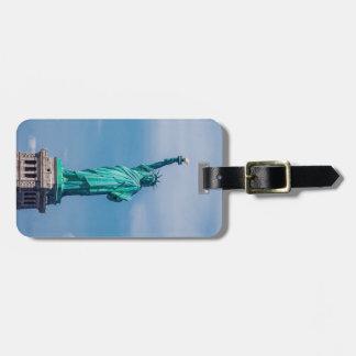 liberty luggage tag