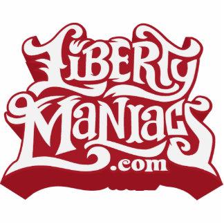 Liberty Maniacs Magnet Photo Sculpture Magnet