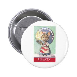 Liberty Mouse Pins