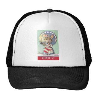 Liberty Mouse Mesh Hats