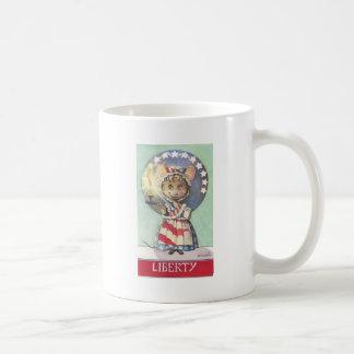 Liberty Mouse Coffee Mugs