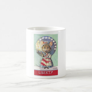 Liberty Mouse Mug