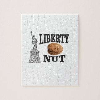 liberty nut jigsaw puzzle