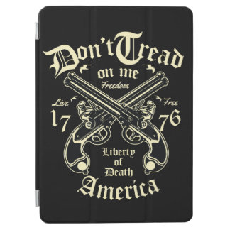 Liberty Of Death USA live free iPad Air Cover
