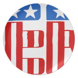 Liberty Plate
