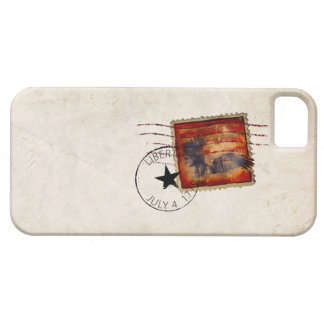 liberty postage iphone case barely there iPhone 5 case