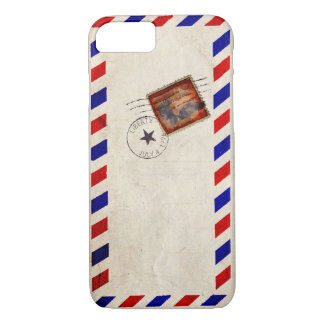 liberty stamp iphone case