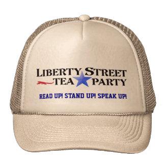 Liberty Street Cap Hats