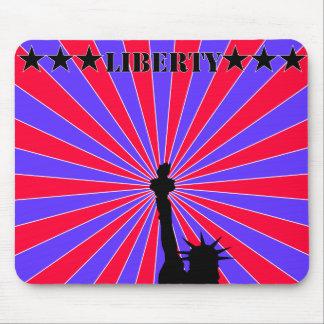 Liberty Sunburst Mouse Pad