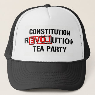 Liberty Tea Party Hat