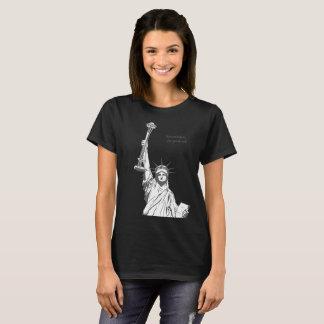 Liberty's new torch T-Shirt