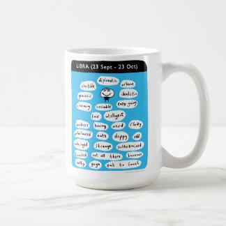 LIBRA (23 Sept - 23 Oct) Coffee Mug