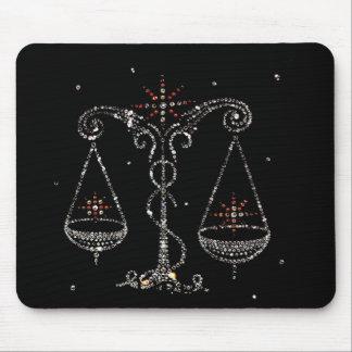 Libra Astrology Mousepad