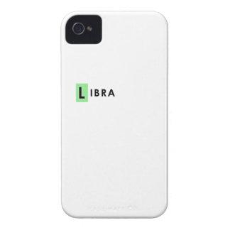 LIBRA COLOR iPhone 4 Case-Mate CASES