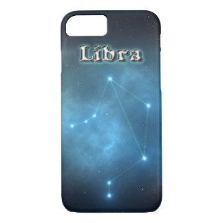 Libra constellation iPhone 8/7 case