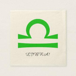Libra Disposable Napkins