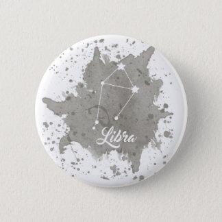 Libra Gray Button