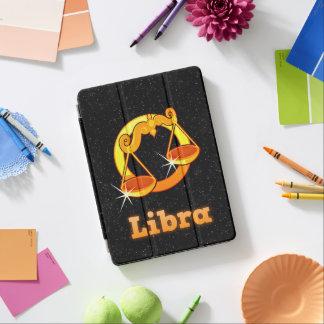 Libra illustration iPad air cover