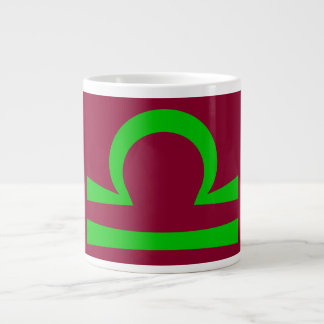 Libra Large Coffee Mug