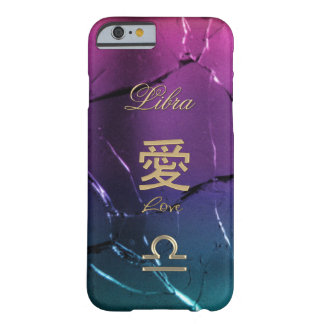 Libra Love ~ Zodiac Sign iPhone 6 Case