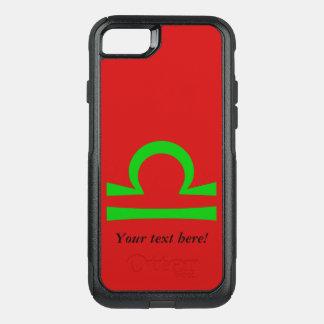 Libra OtterBox Commuter iPhone 7 Case