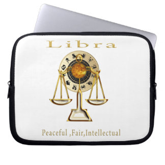 Libra products laptop sleeve