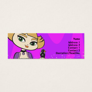 Libra Profile Card