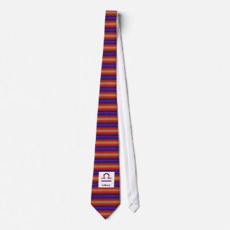 Libra Psychedelic Tie