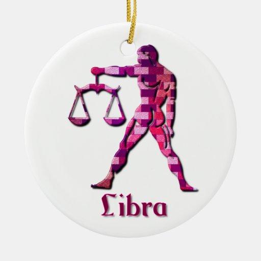 Libra Sign Ornament
